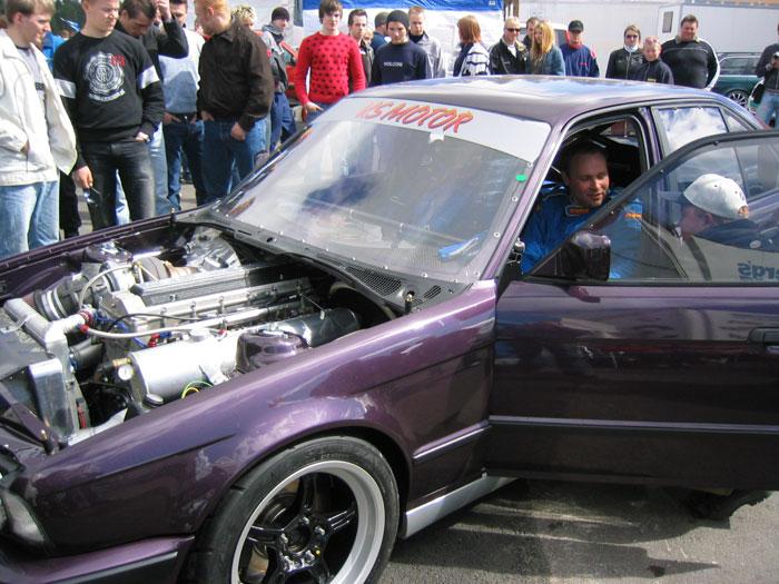 V.S. Motor BMW M5 1.129 pk